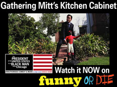 Gathering Mitt's Kitchen Cabinet Watch it Now!